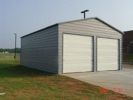 22 X 26 X 9 Garage Choice Metal Buildings