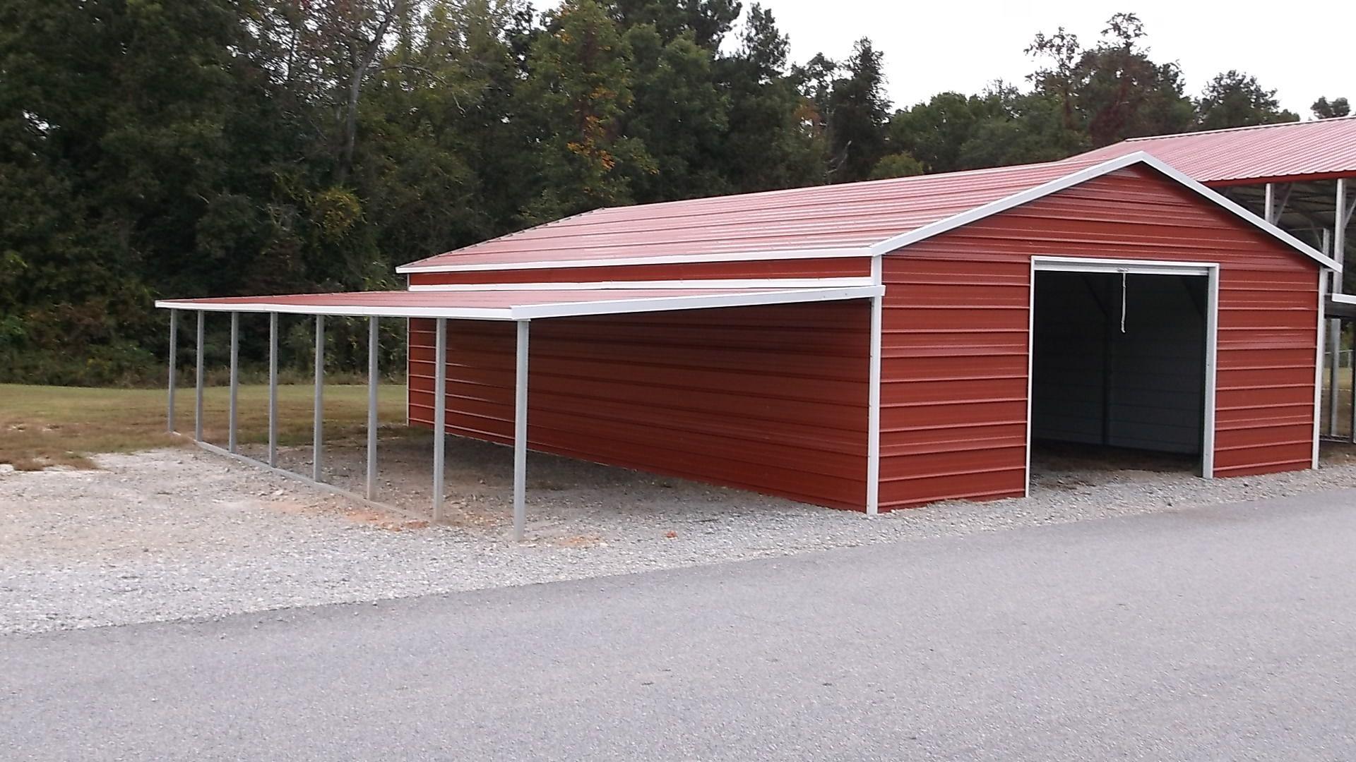how can i customize my metal garage?, , choice metal buildings