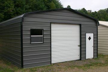 18 X 26 X 9 Garage Choice Metal Buildings