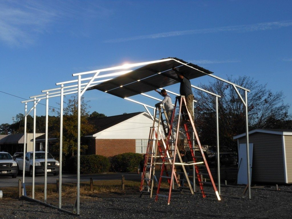 Install 5 - Roof Panel -1024x768