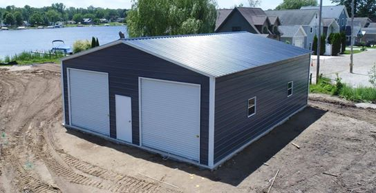 choosing the environmentally-friendly option for your barn, garage, or carport, , choice metal buildings